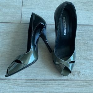 Charles David Patent Leather Pumps (Size 6)